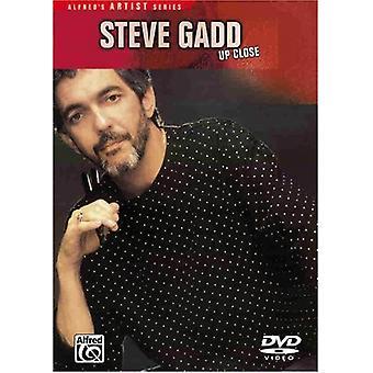 Steve Gadd - Up Close [DVD] USA import
