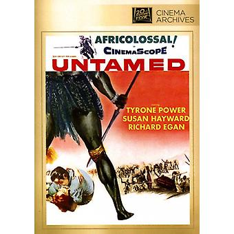 L'importation sauvage USA [DVD]