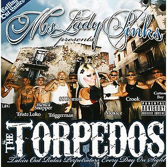 Torpedos - Takin Out Ratas Perpetrators Every Day on Site [CD] USA import