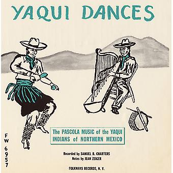 Yaqui Dances: Pascola Music of Yaqui Indians of No - Yaqui Dances: Pascola Music of Yaqui Indians of No [CD] USA import