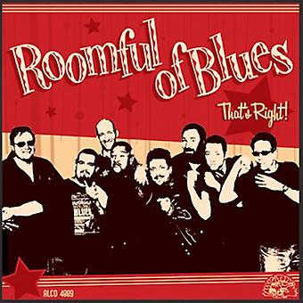 Roomful of Blues - das ist richtig! [CD] USA import