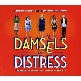 Various Artists - Damsels in Distress [Music From the Motion Picture] [CD] USA import