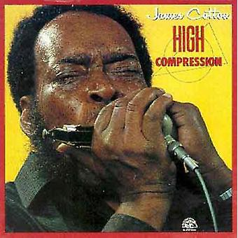 James Cotton - høy komprimering [DVD] USA import