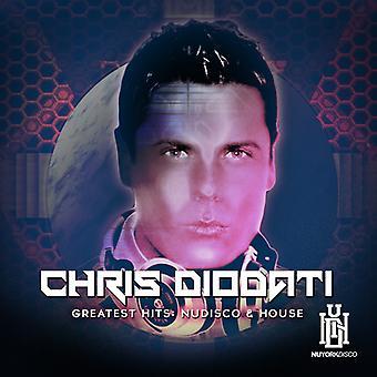 Various Artist - Chris Diodati Greatest Hits: Importación de USA de Nu Disco [CD]
