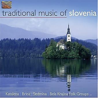 Traditionele muziek van Slovenië - traditionele muziek van Slovenië [CD] USA importeren