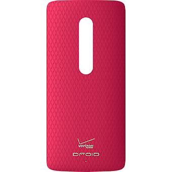 5 Pack -Motorola Shell Case Battery Cover for DROID Maxx 2 - Raspberry Pink