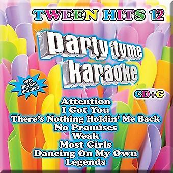 Various Artist - Party Tyme Karaoke: Tween Hits 12 [CD] USA import