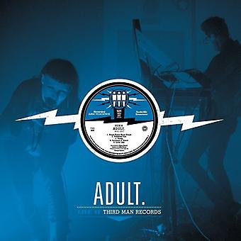 Adult. - Live at Third Man Records [Vinyl] USA import