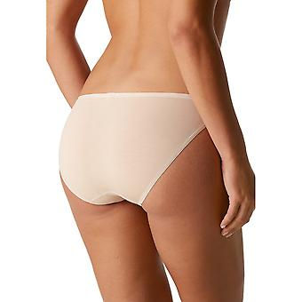 Mey 29815-703 Women's Organic Tan Solid Colour Knickers Panty Brief