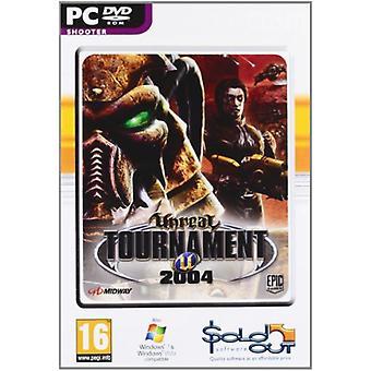 Unreal Tournament 2004 (PC CD) - Uusi