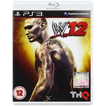 WWE 12 (PS3) - New