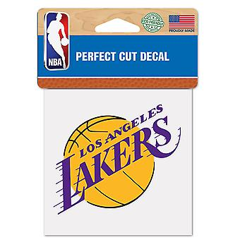 Wincraft merket 10x10cm - NBA Los Angeles Lakers