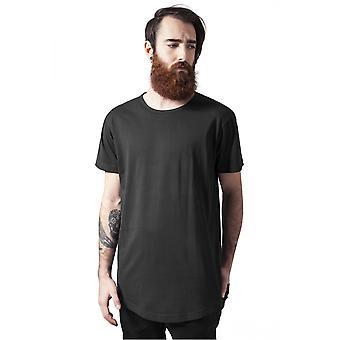 Urban classics T-Shirt Peached shaped long