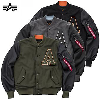 Alpha Industries Jacke College
