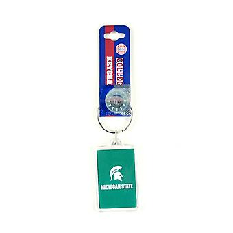Michigan State Spartans NCAA acryl sleutelhanger