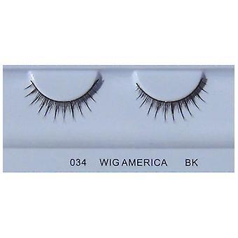 Wig America Premium False Eyelashes wig534, 5 Pairs