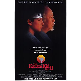 The Karate Kid Part 2 Movie Poster (11 x 17)