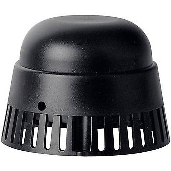 Werma Signaltechnik Buzzer 127.000.75 Non-stop acoustic signal, Acoustic pulse 24 V AC, 24 V DC 92 dB