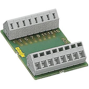 WAGO 289-102 Self-assembly modul, DIN Rail montering 0,08 - 2, 5 mm²
