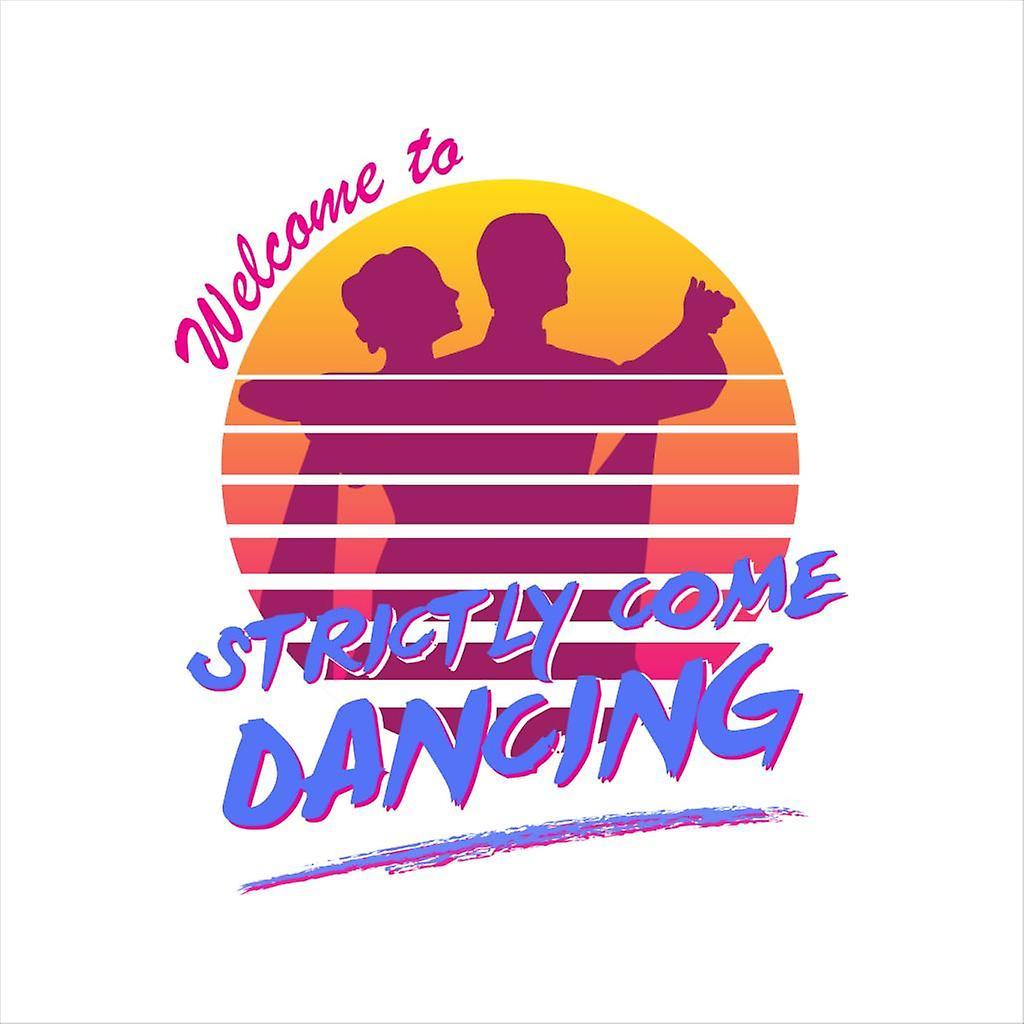Bienvenue sur Strictly Come Vest Dancing femmes uZSgel