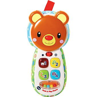 VTech Peek & Play telefoon