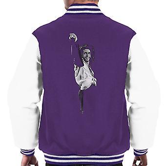 Prinselijk de mannen naakt Tour 1991 Varsity Jacket