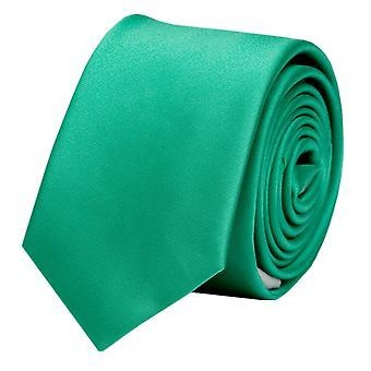 Zawiązać krawat krawat krawat 6cm zielony uni Fabio Farini