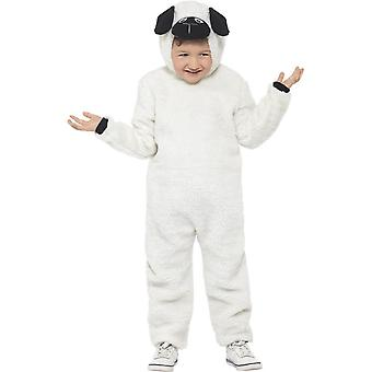 Sheep Costume, Large Age 10-12