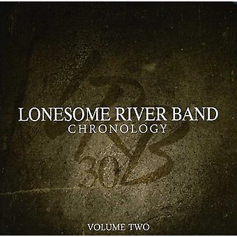 Lonesome River Band - Lonesome River Band: Vol. 2-Chronology [CD] USA import