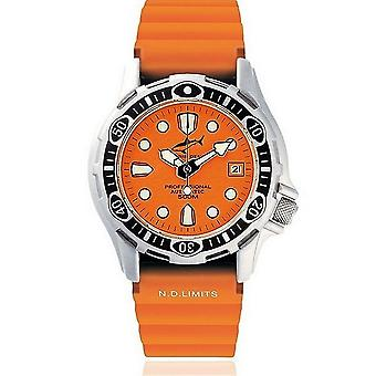 CHRIS BENZ - Diver Watch - DEEP 500M AUTOMATIC - CB-500A-O-KBO