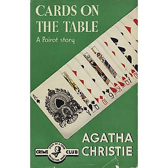 Poirot - Cards on the Table by Agatha Christie - 9780007234455 Book