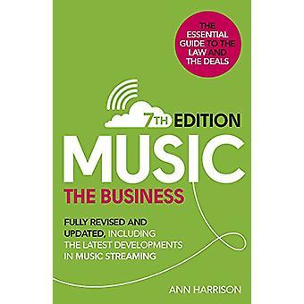 Muzyka - biznes - całkowicie zmienione i zaktualizowane - w tym najnowsze