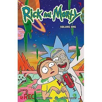 Rick och Morty - Volume One av Zac Gorman - C. J. kanon - 97817858597