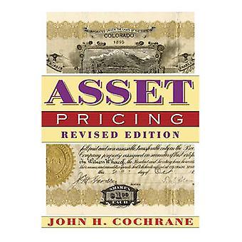 تسعير الأصول (طبعة منقحة) من جون ﻫ. كوكرين-9780691121376 ب