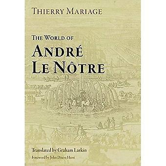 André Le Notre maailman