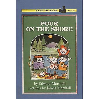 Four on the Shore (Easy-To-Read: Level 3