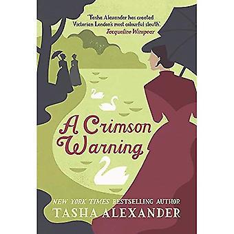 Een Crimson waarschuwing (een dame Emily Mystery)
