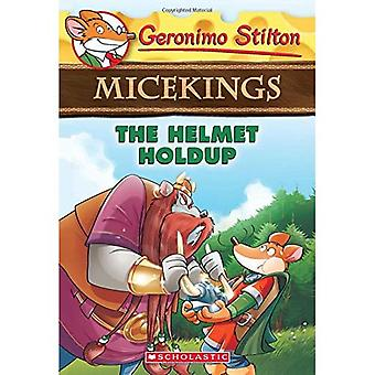 Geronimo Stilton Micekings #6: Helm Holdup
