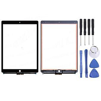 Kosketa näyttö lasi yhteensopiva Apple iPad Pro 12,9 1st Gen A1584 A1652 näyttö LCD Digitizer musta