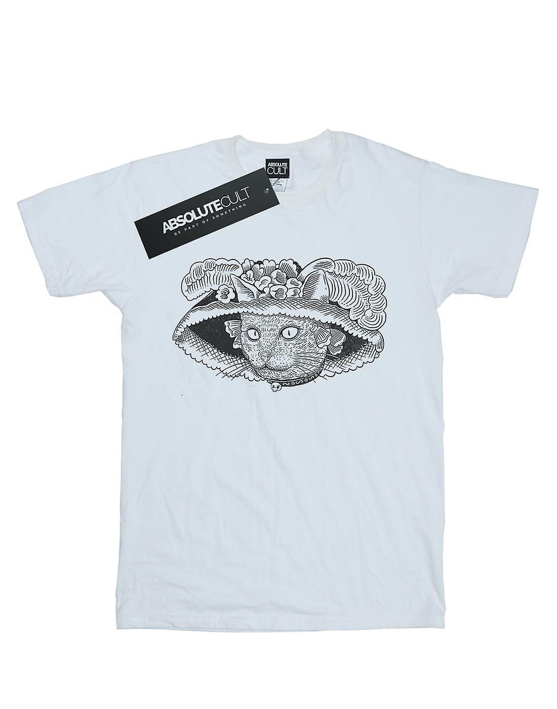 Pepe Rodriguez Women's Catrina Hat Boyfriend Fit T-Shirt