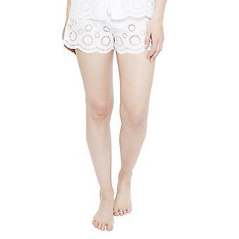 Cyberjammies 4142 kvinnors Ella White pyjamas kort