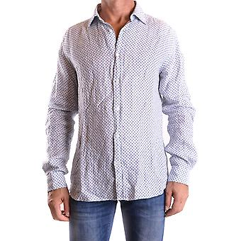 Altea Ezbc048029 Männer's weißes Leinen Shirt