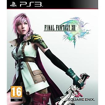 Final Fantasy XIII (PS3) - Uusi