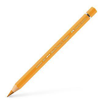 Faber-Castell Albrecht Durer Magnus Watercolour Pencil - 109 Dark Chrome Yellow