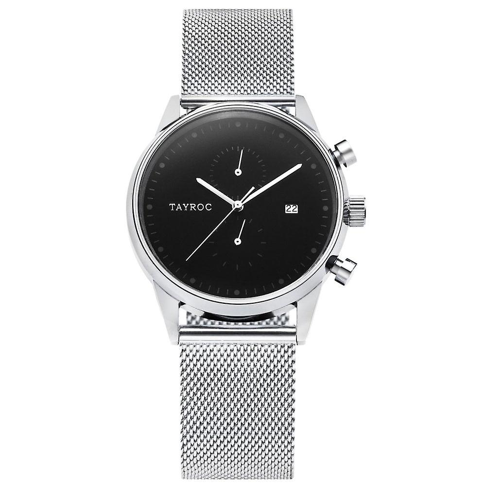 Tayroc Txm088 Boundless Sliver Stainless Steel Men's Watch