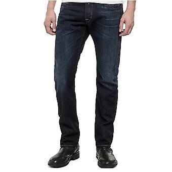 Replay Waitom Regular SlimFit Jeans  Medium WashDeep Blue