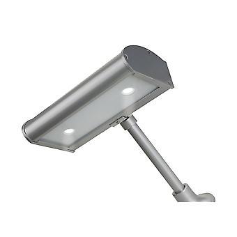 Firstlight-LED 2 valo merkki valo hopea IP44-6401SI