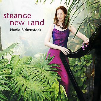 Nadia Birkenstock - Strange New Land-Digip [CD] USA import