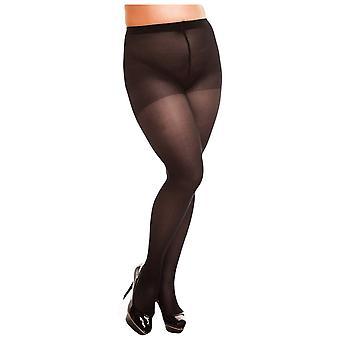 Glamory Vital 40 Denier Semi Opaque Tights - Black