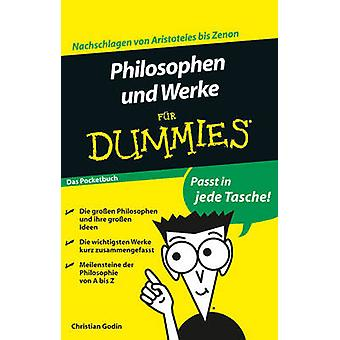 Philosophen und Werke Fur Dummies by Christian Godin - Oliver Fehn -